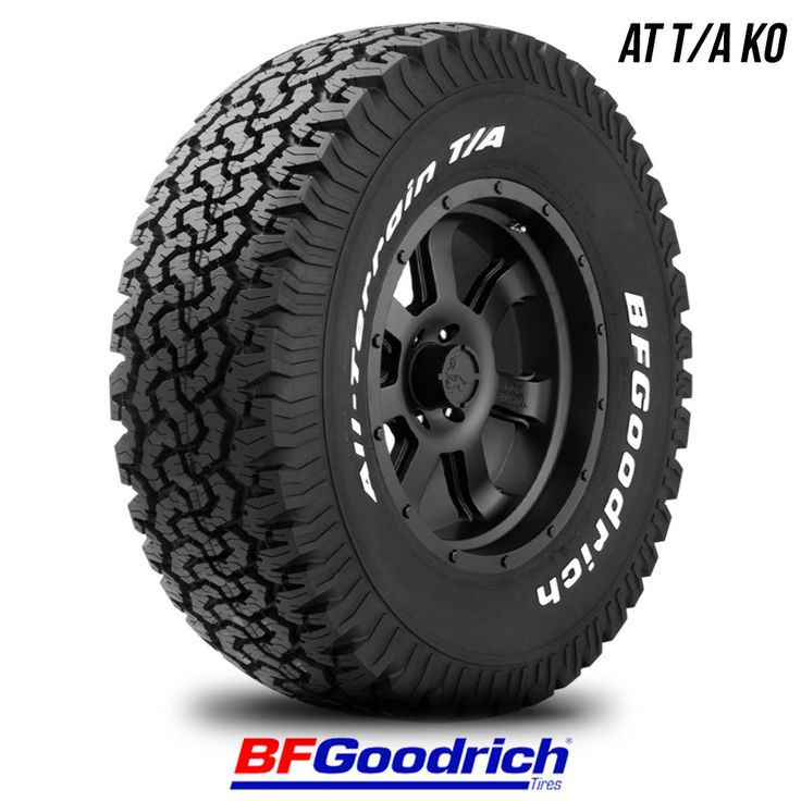 Bf Goodrich All Terrain >> BFGoodrich All-Terrain T/A KO LT265/70R16 117/114S RWL 265 70 16 2657016 | Tire inspiration ...