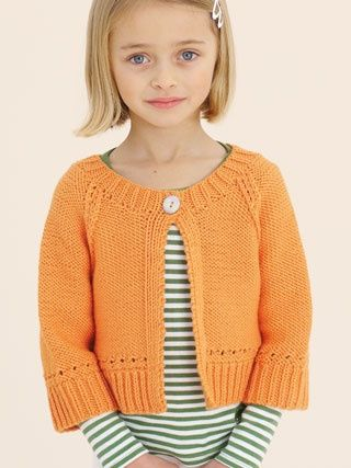Love the color - and the sleeves.