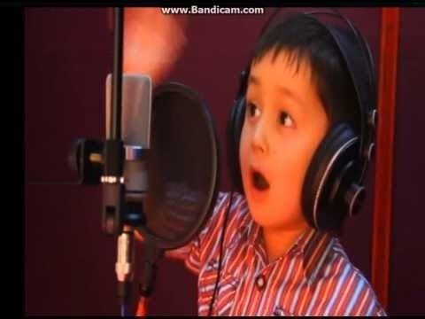 Очень красиво поют Маленькие Дети