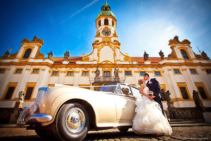 Loreta - Prague Wedding Photography