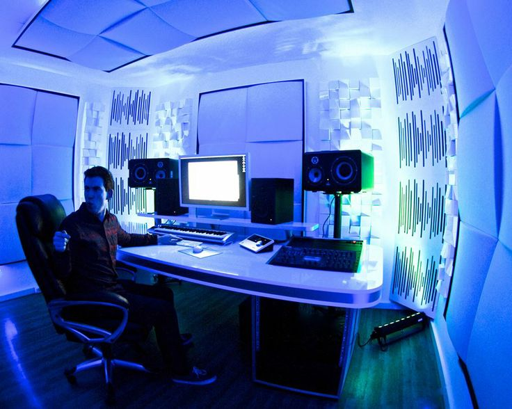 Vicoustic Treated Dj Hardwell S Home Studio Space Music
