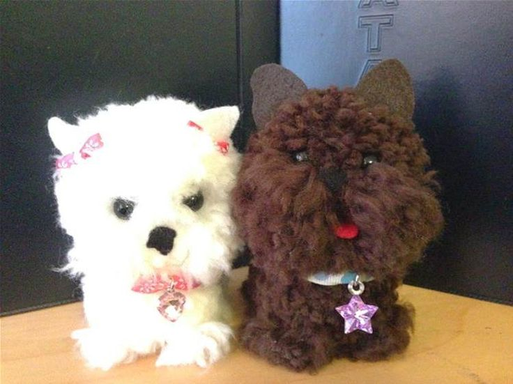 Pom Pom Dog Craft - Bing Images