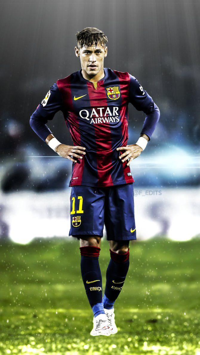 Neymar Jr Wallpaper for iPhone Olahraga, Seni
