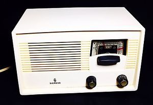RADIO D'EPOCA A VALVOLE SIEMENS  SUPER A-60/S CON SCALA ROTATIVA ED MF RARO !!!! | eBay