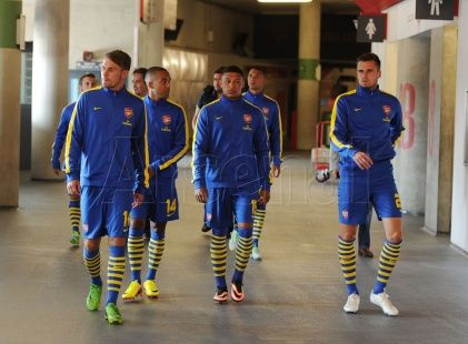 Picture special: New away kit launch | News Archive | News | Arsenal.com