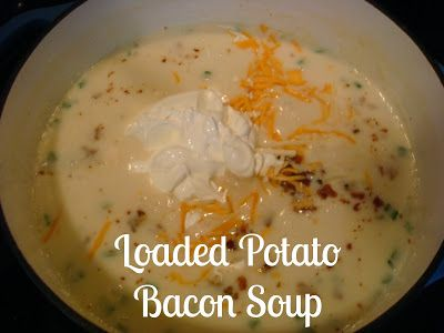 ... *~ on Pinterest | Noodle soups, French onion soups and Bacon soup