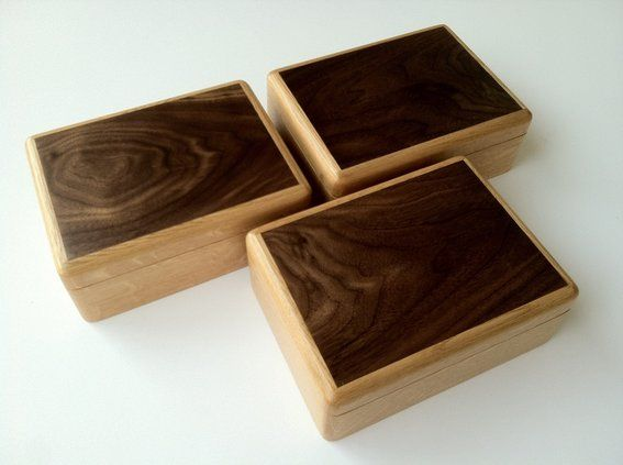 Unique Wood Boxes   Custom Made Custom Wooden Boxes