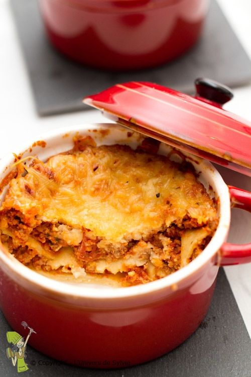Lasagnes au chorizo Photo : L'univers de Sylvie