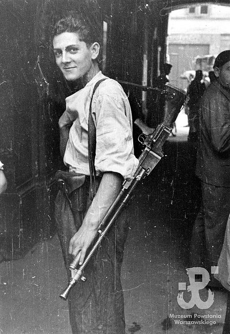 Warsaw Uprising, August 1st - October 3rd,...