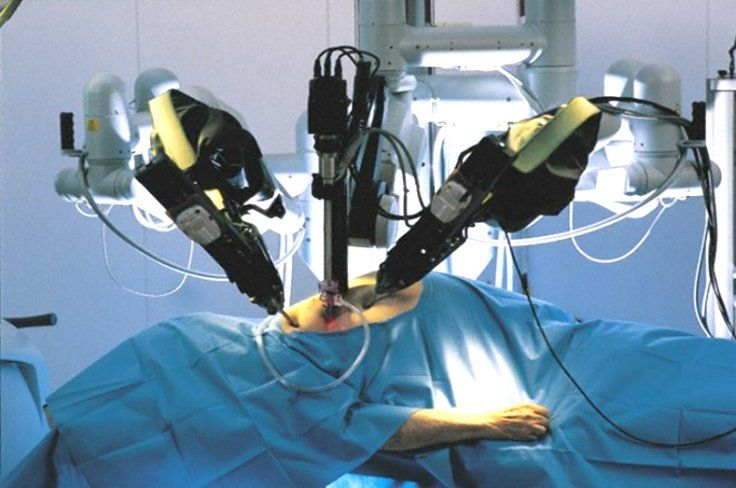 Surgical robots hacked by researchers to alter commands and disrupt functions