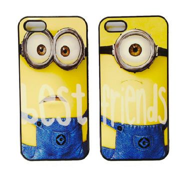 despicable me MINIONS best friends phone cases on Wanelo