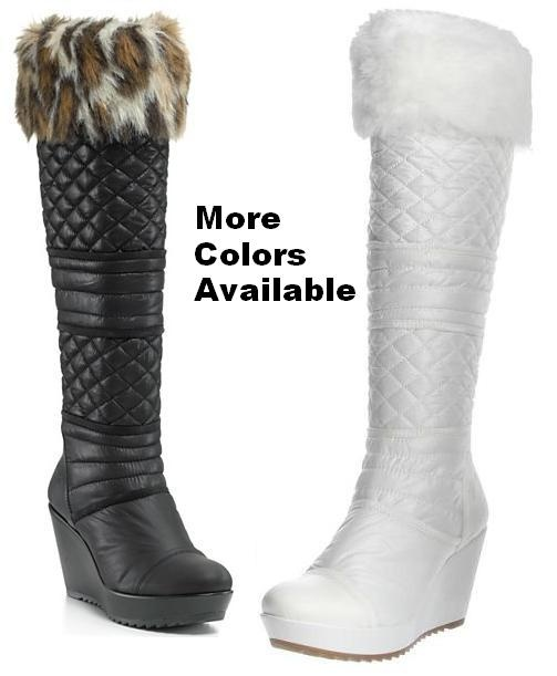 GUESS Pozita Womens Casual Winter Boots