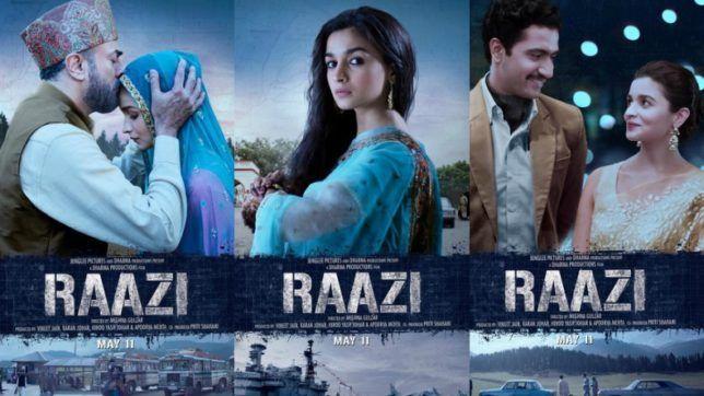 Trailer Release!!! #AliaBhatt's upcoming thriller movie
