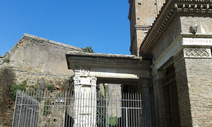Arco degli Argentari - Foro Boario
