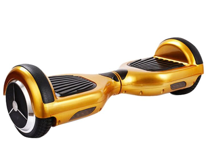 TerGing Mini Smart Self Balancing Scooter 2 wheels Electric Scooter, Golden