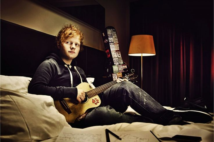 ed sheeran 2013 | Ed Sheeran Announces Support Acts For 2013 Tour | Space Ship News ...