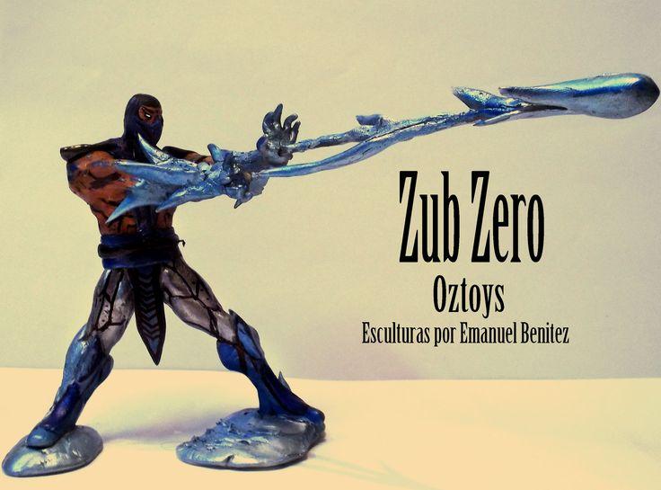 Zub Zero.. por Emanuel Benitez