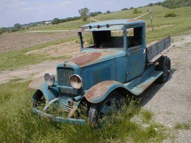 1930 CHEVROLET TRUCK | Trucks | Chevy trucks, Abandoned cars, Vehicles