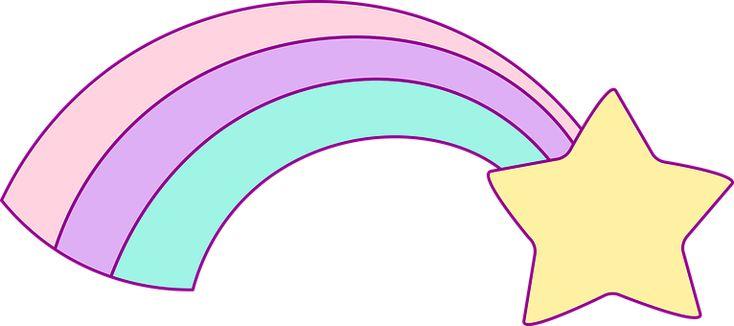 Arco Iris, Estrella Fugaz, Deseo