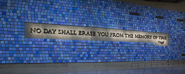 Remains Repository at the World Trade Center Site | National September 11 Memorial & Museum