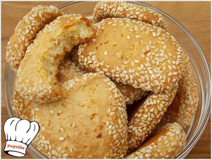 ΑΛΜΥΡΑ ΜΠΙΣΚΟΤΑ ΤΡΑΧΑΝΑ ΜΕ ΦΕΤΑ!!! | Νόστιμες Συνταγές της Γωγώς