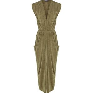 OLYMPIA MAXI DRESS from Sheike.
