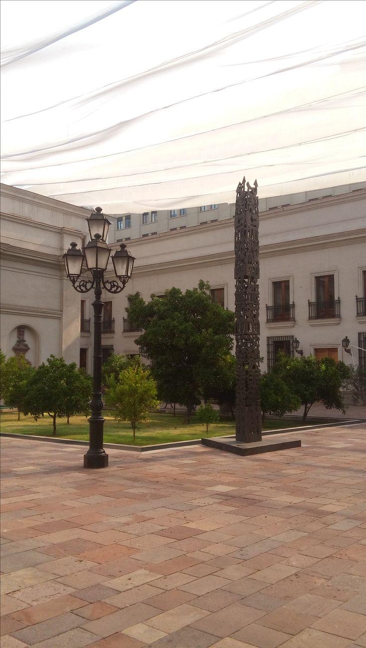 Palácio La Moneda - Santiago