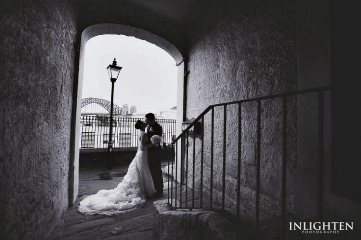INLIGHTEN PHOTOGRAPHY » Sydney wedding photography locations - The Rocks