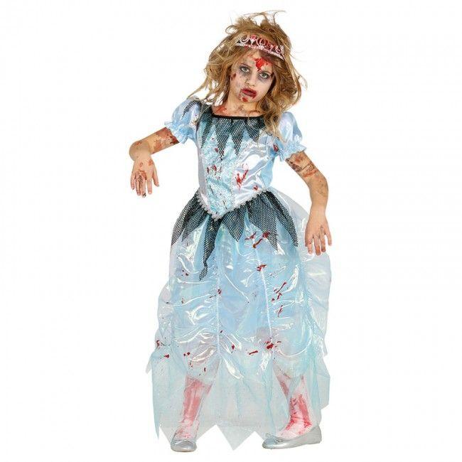 Déguisement Princesse Zombie fille #costumespetitsenfants #nouveauté2017