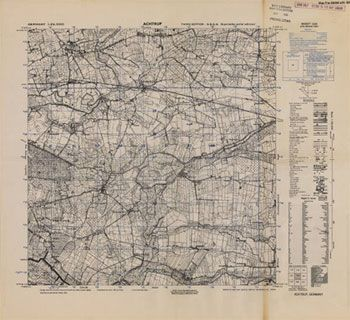 Pre-WWII German Maps