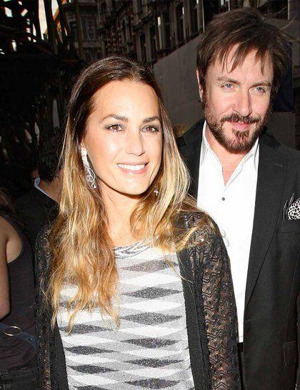 Yasmin and Simon Le Bon