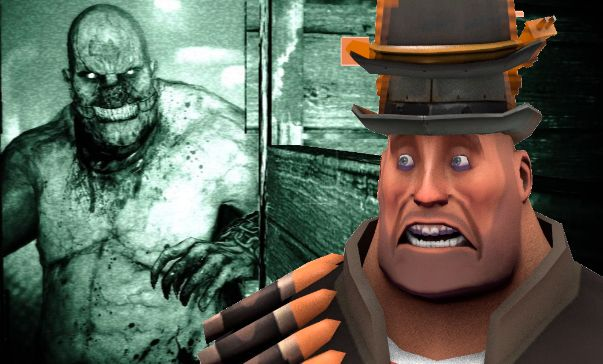 [SFM] Outlast is scary #games #teamfortress2 #steam #tf2 #SteamNewRelease #gaming #Valve