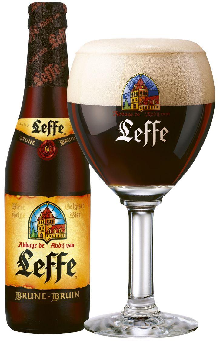 Leffe Brune Beer - Belgium