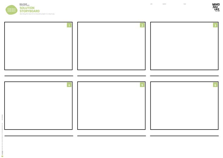 8 best Storyboard Template images on Pinterest Storyboard - interactive storyboards