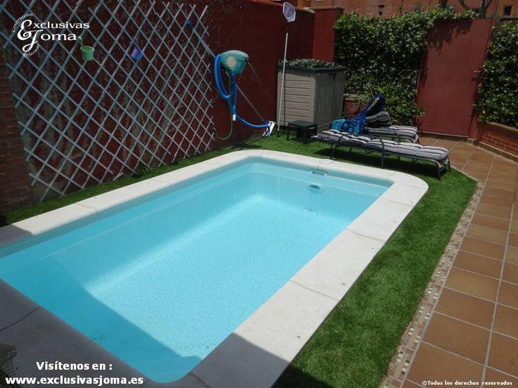 M s de 25 ideas incre bles sobre piscina con forma de for Ver modelos de piscinas prefabricadas