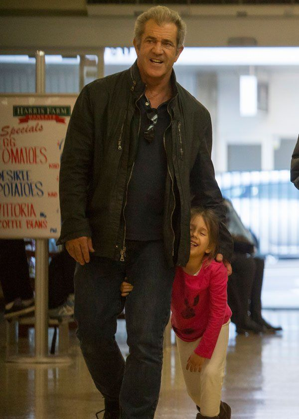 Mel Gibson Reunites With Daughter Lucia In Australia — But Mom Oksana Grigorieva 'Devastated' By Separation: Inside Their Feud