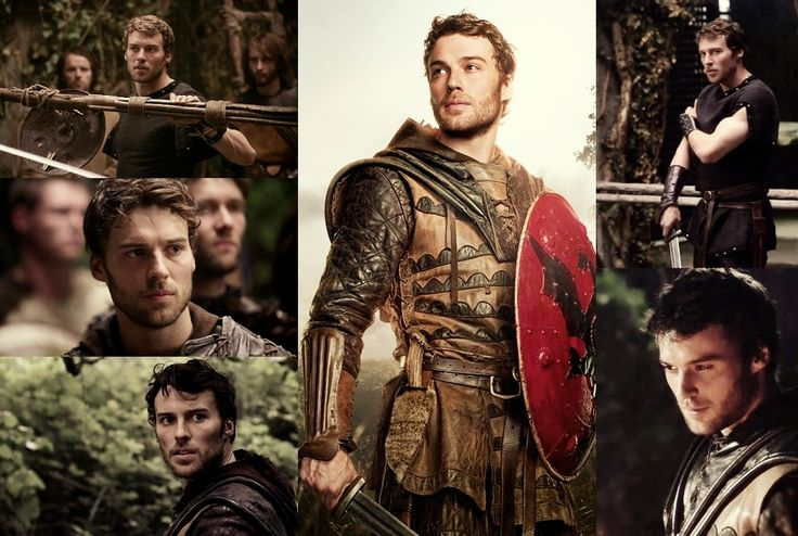 Six Favorite Pictures → Character: Sir Kay/Camelot [Peter Mooney] (asked by keli50)