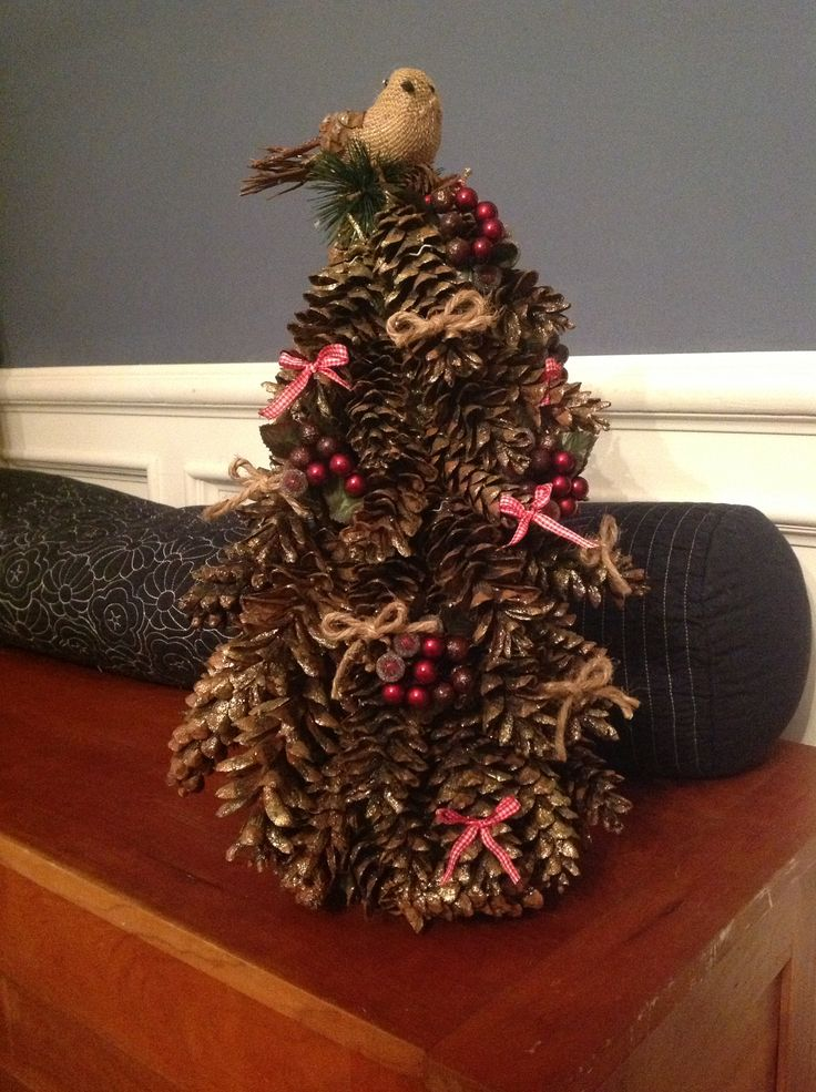 1000 images about things to make out of pinecones on for Things to make with fir cones