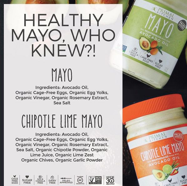 Primal Kitchen Chipotle Lime Mayo 10 best primal kitchen products images on pinterest | arsenal