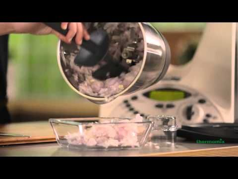 ▶ Adapting your recipes to Thermomix - Chopping - YouTube
