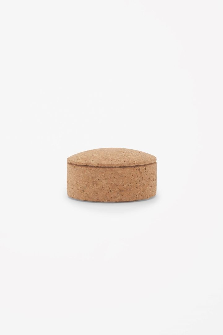 COS | Small cork lens box
