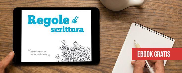 E-book Gratis - Regole di Scrittura