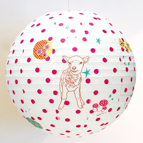 Mimi-lou lampshade