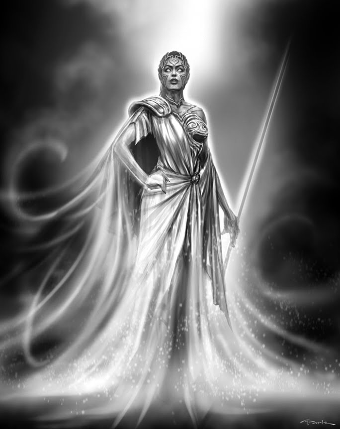 Athena God Of War