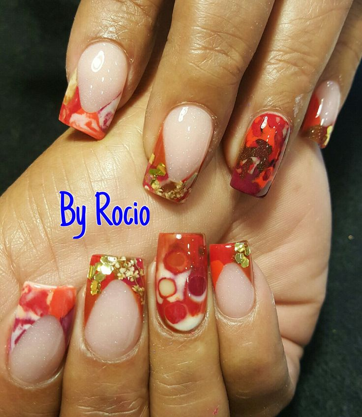 163 best encapsulated nails images on pinterest encapsulated encapsulated nails by rocio prinsesfo Gallery