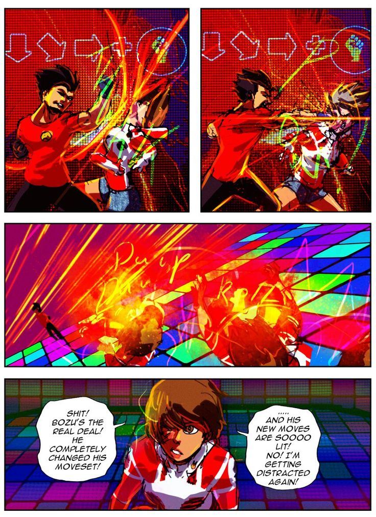 Disco Inferno😎  read up on the latest issue news! #onlinecomic