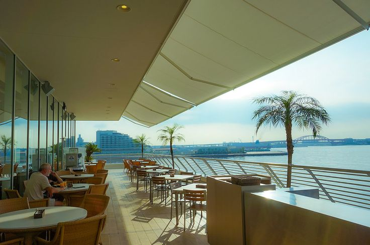 Blissful Morning!  Breakfast With The Ocean View & Feeling Of Kobe Resort