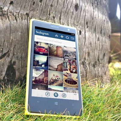 Instagram + Lumia= Superlike