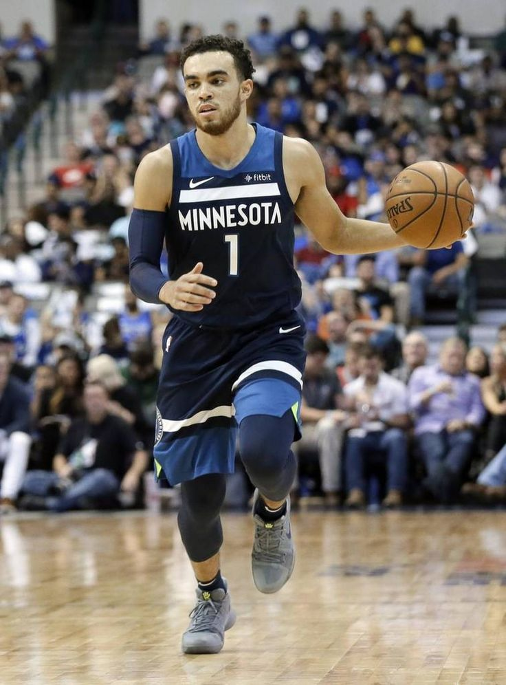 Tyus Jones could be a senior now at Duke with former teammate Grayson Allen. Instead, he played limited minutes for the Timberwolves in a 118-102 loss to the Hornets Monday.