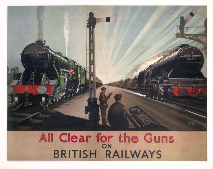 railway posdters - Google Search